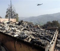 Homeowner sued for $25M over Calif. wildfire