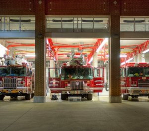 Chattanooga Fire Department received 1,320 calls for non-emergency citizen assists, which include lift assists. Photo/ Chattanooga Fire Department
