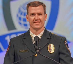 Pictured is Chief Will Johnson. (Photo/APD)