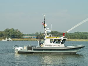 The Arundel Patriot is a key asset to the Anne Arundel County Fire Department and is outfitted with AVL (photo/AACFD)