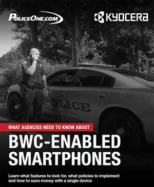 What agencies need to know about BWC-enabled smartphones