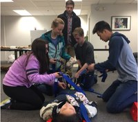Ivy League EMS: Harvard's student-led organization gives pre-med students a taste of EMS