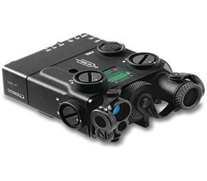 The DBAL-A3 is a dual-beam laser used in dark settings. (Image Steiner Optics)