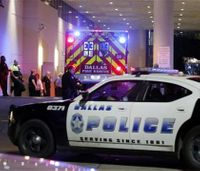Dallas officer: Firefighters, paramedics 'didn't get enough credit' for bravery in face of ambush