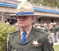 1 Calif. officer killed, another injured in Christmas Eve crash