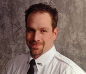 Captain Jeffrey Vollmer died after participating in a non-routine strenous training session. (Photo/Minnesota Fire Service Foundation)