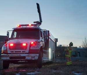 Lighting is essential for first responders, so your fire department shouldn't stop at putting lights on each corner of your apparatus. (image/ Command Light)