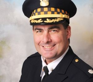 Cmdr. Paul Bauer, 53, had been on the police force 31 years. (Photo/Chicago PD)