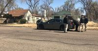 Colo. officer stabbed in the neck, suspect apprehended