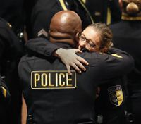 How a nation's support can help Dallas heal