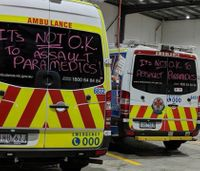 Australian government tightens laws on EMS assaults