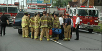 Why firefighter mental safety is like a hazmat scene