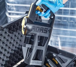 Gloves, soap and water simply aren't enough to prevent harmful effects from exposure to drugs and diseases. The D7 decontamination formula from Decon7 Systems can neutralize toxic or infectious hazards and comes in the ready-to-use BDAS+ unit as well as bulk liquid. (image/Decon7 Systems)