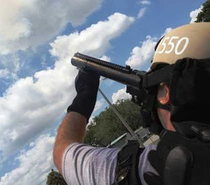 Defense Technology recently introduced new 40 mm and 12 gauge Aerial Warning/Signaling Munitions. (PoliceOne Image)