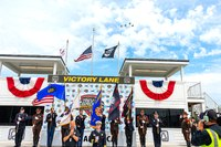 REV Group holds tribute to first responders at NTT IndyCar series Grand Prix event