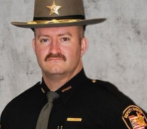 Deputy Sheriff Jacob Heaberlin, 29, is a seven-year veteran of the sheriff's office who works second-shift patrol. (Photo/Franklin County Sheriff's Office)