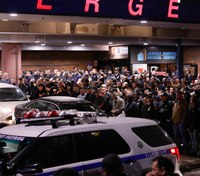 Suspect charged with murder in NYPD blue-on-blue death