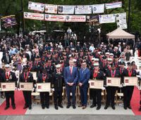 67 honored at 148th FDNY Medal Day ceremony