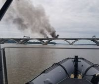 Rapid Response: Multi-vehicle crash on Md. bridge highlights multi-aid planning