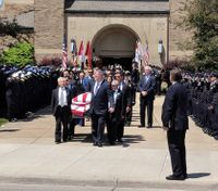 Fallen Cleveland officer remembered as 'policeman's-policeman'