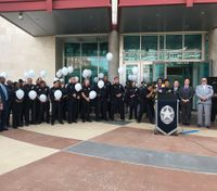 Police, community pay respects to LEOs slain in Dallas ambush