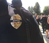 Police and community honor fallen Wash. officer