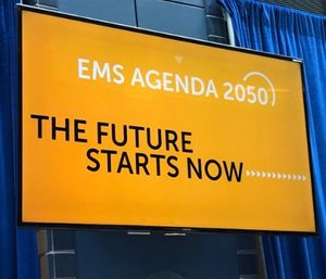 Collaboration and system integration are critical to transition the EMS Agenda 2050 vision into reality. (Photo/EMS Agenda 2050)