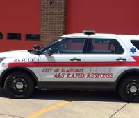 How to spec a 911 rapid response vehicle