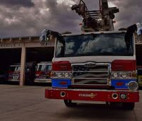 Colo. city officials OK funding for fire station gender-specific bathrooms