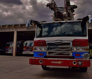 The city will spend $225,000 to make the fixes needed to give female firefighters their own facilities at the four Pueblo Fire Department stations. (Photo/City of Pueblo)
