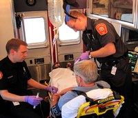 STEMI benchmarks in EMS care
