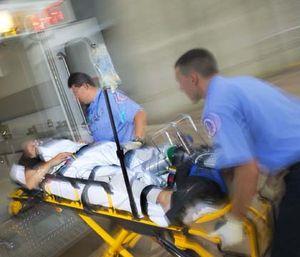 Especially in EMS, it is important to have strong and collaborative teams. (Photo/AMU)