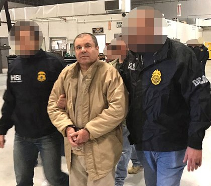 'El Chapo' prison gripes could be start of plot to escape, prosecutors say
