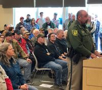 Gun control group targets Nev. sheriffs over new law
