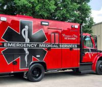 Excellance, Inc. finishes CNG ambulance for fire department