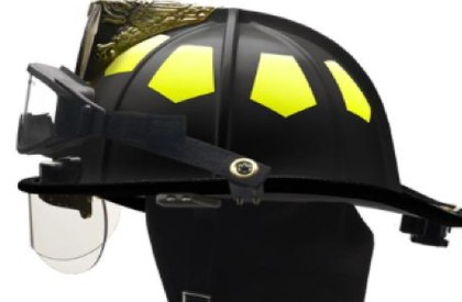 Protecting firefighter eye protection