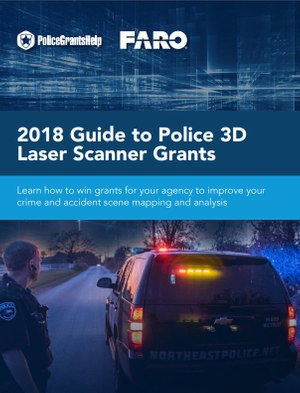 2018 Guide to police 3D laser scanner grants(eBook)