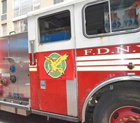 FDNY firefighter accused of hitting motorist in parking space fight
