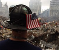 Reflecting on 9/11 and the superhero first responder