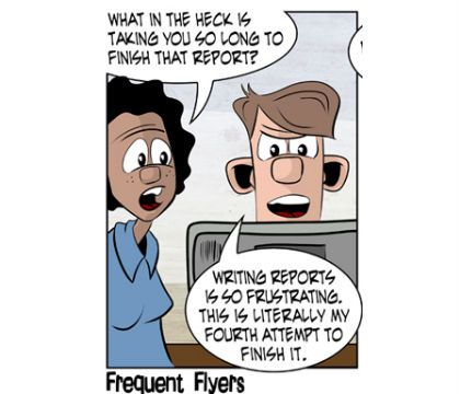 Frequent Flyers: Speedy patient care reports