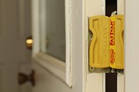 Spotlight: Firefighter invents tool to keep doors open on the fireground
