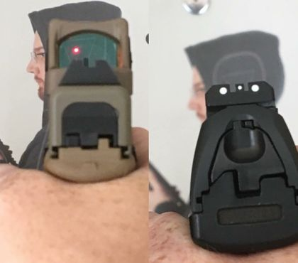 Red dot sights on pistols for patrol officers: Policy and training considerations