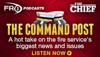 The Command Post Podcast: Why all firefighters should be held to mandatory fitness