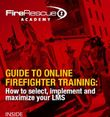 Guide to firefighter online training: How to select and implement the right LMS