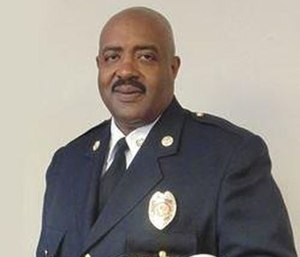 Birmingham Fire and Rescue Service Chief Charles Gordon is ending his tenure as the city's 21st fire chief. (Photo/BFD)