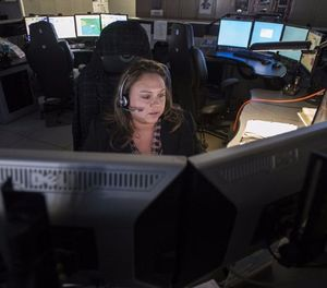 While 911 dispatchers talk for a living, there are some things they never say out loud. (Photo/FEMA/Jessica Stapf)