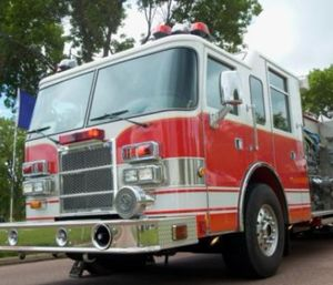 Fire apparatus driver training is an art and a science. (Photo/www.dhs.gov)