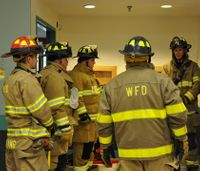 The case for firefighter progressive training using safety lines