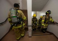 What do the NFPA 1582 physical fitness requirements say?