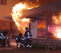 Signs of backdraft and how firefighters can identify them